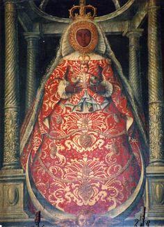 Virgen Negra de los Milagros. Antecoro. Puerto Santamaría