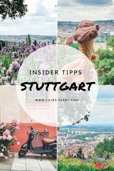 Die besten Insidertipps in Stuttgart findet ihr auf unserem Blog. Cafés, Restaurants, Aussichtspunkte und vieles mehr...