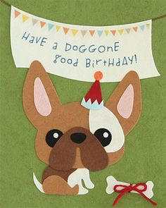 Doggone Birthday Greeting Card From Sanctuary Spring Available At Alternatives Global Marketplace In Store And Online