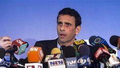 Henrique Capriles: Anuncios de Maduro implican una