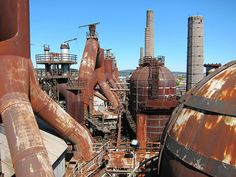 Volklinger Ironworks – Völklingen, Germany - Atlas Obscura