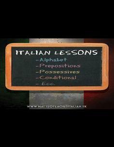 Eat, Listen, Love Italian