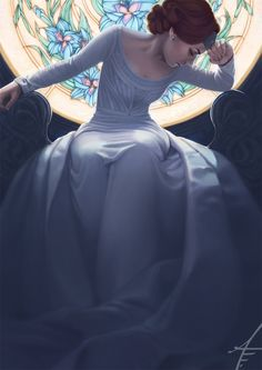 Glass Throne by Anna-Edwards.deviantart.com on @DeviantArt