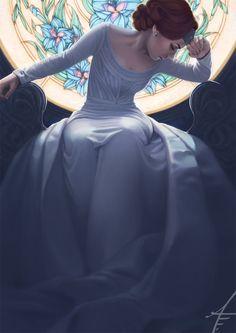 Glass Throne by Anna-Edwards.deviantart.com on @DeviantArt