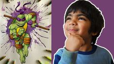 Wali Colouring Donatello TMNT   fast coloring Coloring For Kids, Colouring, Play Doh, Kids Videos, Tmnt, Kids Toys, Eggs, Drawings, Disney