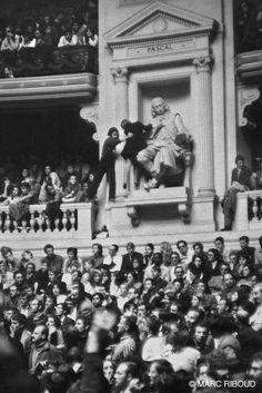 Occupation of the Sorbonne, University of Paris, 1968