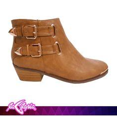 #Botines ♥ perfectos para combinar con un vestido, shorts o jeans …#Calzado #Zapateria 1er.Semi-Piso #Damas