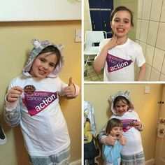Hattie, aged 9, took part in #swimforsurvival and has raised an #amazing £250!! Thank you and well done! XX