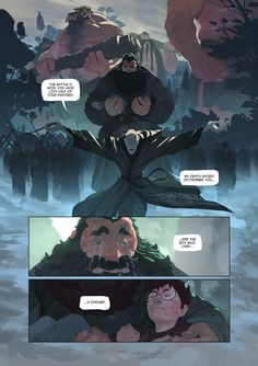 Harry Potter comic book concept by Nesskain