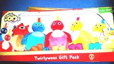 Twirly woos Gift Pack ages 10 months + deal gift  SAFE VERY SOFT CUTE CUDDLY TOY