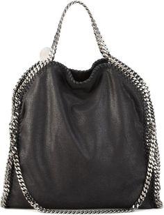 d0017e2800341 Stella McCartney Falabella Fold-Over Tote Bag