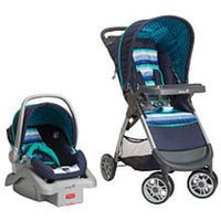 Safety 1st Carter's Amble Quad Travel System - Whale of a Time