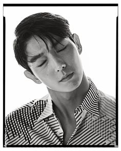 Lee Jun Ki Releases B Cuts Of Pictorial In July 2017 Vogue | Couch Kimchi