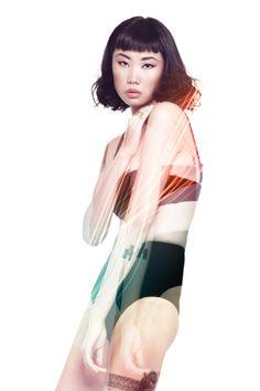 Photography: Luis Beltrán  Makeup & Styling: Fátima Arioui Models: Paula B. & Grace Ming (View Management Models) #fashion #shooting #model #photographer #luisbeltran #beauty #moda #girl #summer #magazine #valencia #estudio #estilismo #makeup #fotografo #publicidad #madrid #barcelona #spain