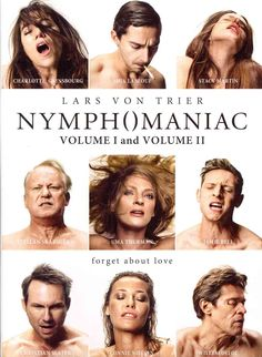 Nymphomaniac Vol. 1 & 2