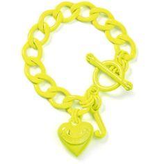 Juicy Couture Neon Starter Bracelet