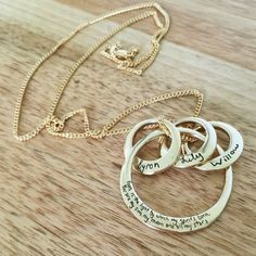 Regram from @nic_ramsay Motherhood is the jewel in my crown LOVE! https://www.uberkate.com.au/products.php?category=Necklaces&subcategory=Ubercircles