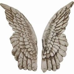 how to make angel wings for your wall - Google Search