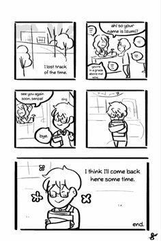 Izumi's First Visit: Told in Comics - Part 5 of 5 : FINAL