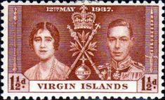 British Virgin Islands 1938 King George VI SG 110a Fine Mint Scott 76 Other West Indies and British Commonwealth Stamps HERE!