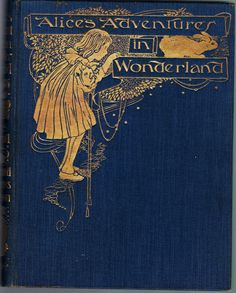 Alice's Adventures in Wonderland...Lewis Carroll    1907