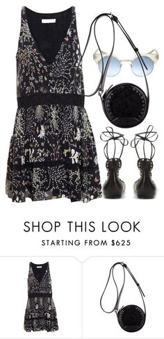 """""""Untitled #3192"""" by bubbles-wardrobe ❤ liked on Polyvore featuring Chloé, 3.1 Phillip Lim and Isabel Marant"""