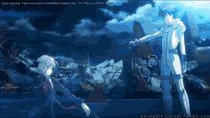 Aldnoah Zero / Slaine / Inaho Anime GIF   Raizo35 Raizo_35Anime.gif - Corner!