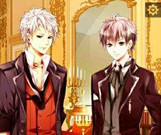 Midnight Cinderella: Leo & Nico
