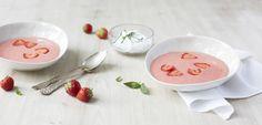 Strawberry Soup - Cynthia Barcomi