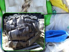 The use of recycled material creates a global green environment that both protects and preserves Mother Earth