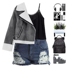 """""""#740"""" by giulls1 ❤ liked on Polyvore featuring Windsor Smith, MCM, Mark's Tokyo Edge, Master & Dynamic, women's clothing, women's fashion, women, female, woman and misses"""