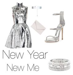"""""""New Year New Me"""" by sajedahghizawi ❤ liked on Polyvore featuring Gareth Pugh, Giuseppe Zanotti, Sole Society, Accessorize and Verali"""