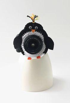 Penguin Camera Buddy Rockhopper Penguin Lens Critter Newborn