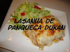 Lasanha de Panqueca DUKAN (Fase de Cruzeiro) 03/11 - YouTube