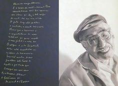 Manoel de Barros.