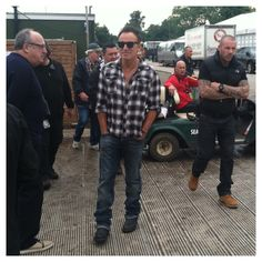 The Boss - Bruce Springsteen at Hard Rock Calling 2012 #hrcalling