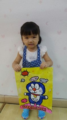 She love Doraemon