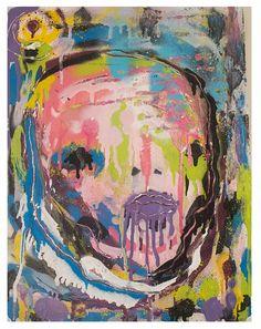 Canvas Gava Mixed Media  demissional - Fabio Gava, arte, pintura, graffiti, spray, canvas, colors, mtn, Expressionismo, contemporaneo