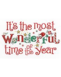 Everything Cross Stitch - Wonderful Time Of The Year