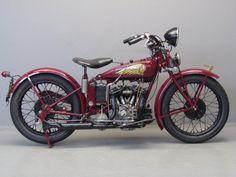 Indian 1935 Junior Scout 500cc