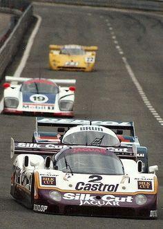 Jaguar XJR-11, Spa Francorchamps 1989