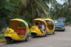 [Profe] #8 El coco taxi, un modo de transporte típico y original