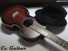 Cc Guitar MV222 Acoustic-Electric Guitar