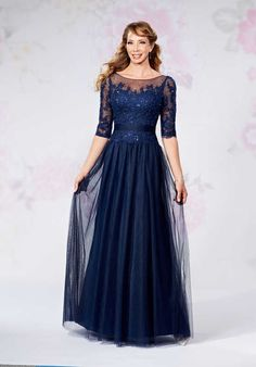 Beautiful Mothers by Mary's M2727 Mother Of The Bride Dress photo