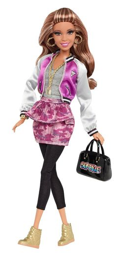 2017 Barbie Fashionistas Asian Dolls Pinterest Barbie Dolls And Barbie Doll
