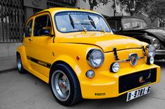 """Fiat Abarth """"600"""" 