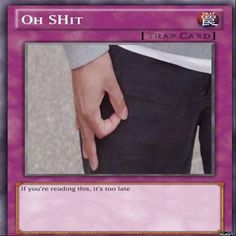 of School Memes My deck Yugioh Trap Cards, Funny Yugioh Cards, Funny Cards, Stupid Memes, Funny Jokes, Hilarious, Pokemon Card Memes, Reaction Pictures, Funny Pictures