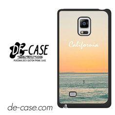 Caifornia Beach DEAL-2216 Samsung Phonecase Cover For Samsung Galaxy Note Edge