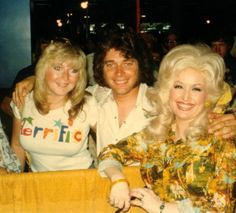 Dolly at Fan Fair in Nashville 1976