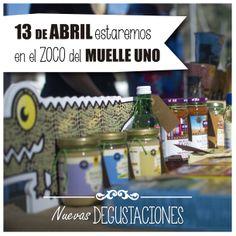 El próximo domingo 13 de Abril estaremos de nuevo en el Muelle Uno! Y esta vez con nuevos sabores de la sidra que más os gusta. Os esperamos!  FELIZ LUNES